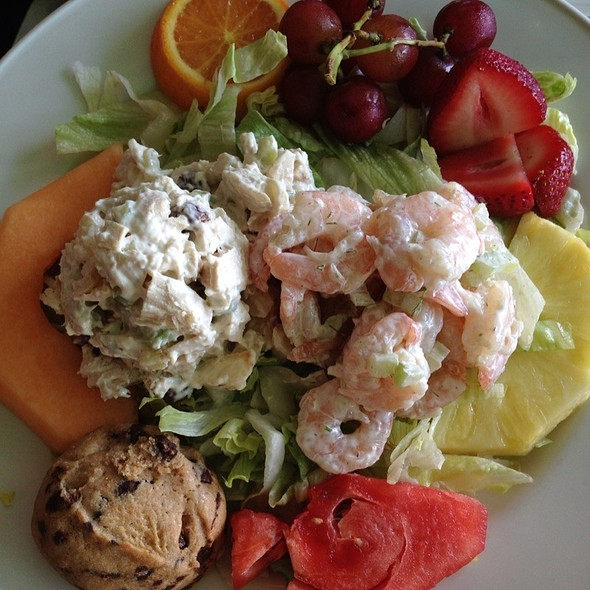 Salad Sampler - Waterway Cafe, Palm Beach Gardens, FL