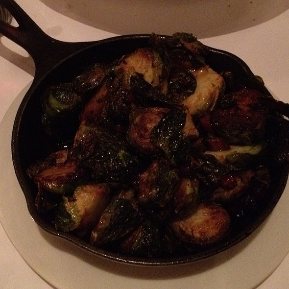 Roasted brussels sprouts - Ballo Italian Restaurant, Uncasville, CT