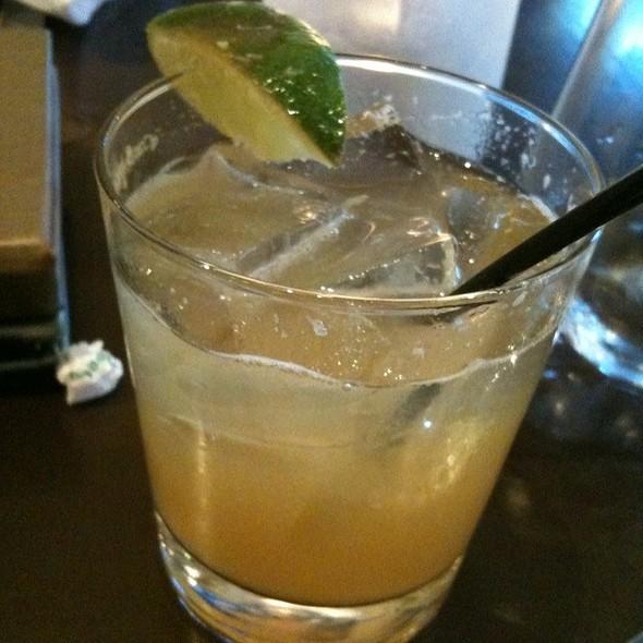 Bourbon & Ginger Ale - Posana, Asheville, NC