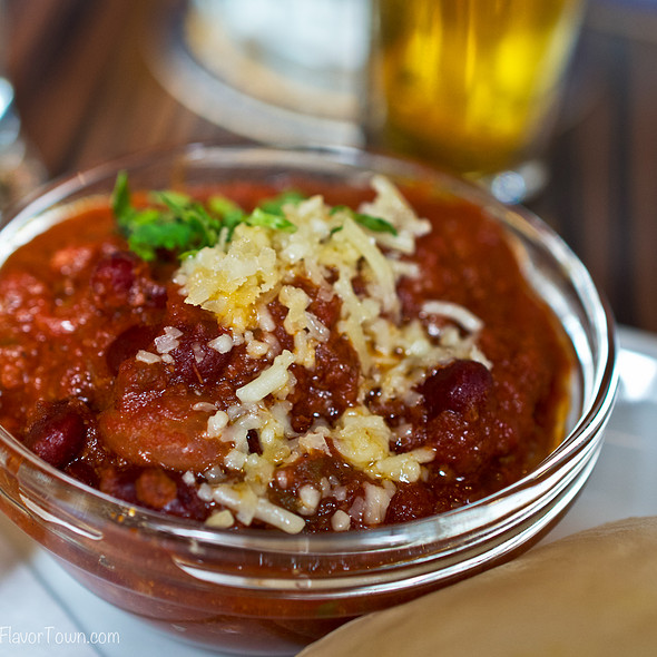 chili - Rogue Kitchen & Wetbar, Vancouver, BC