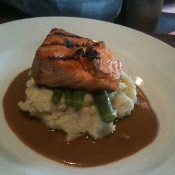 Organic Salmon - Miller Tavern - Downtown, Toronto, ON