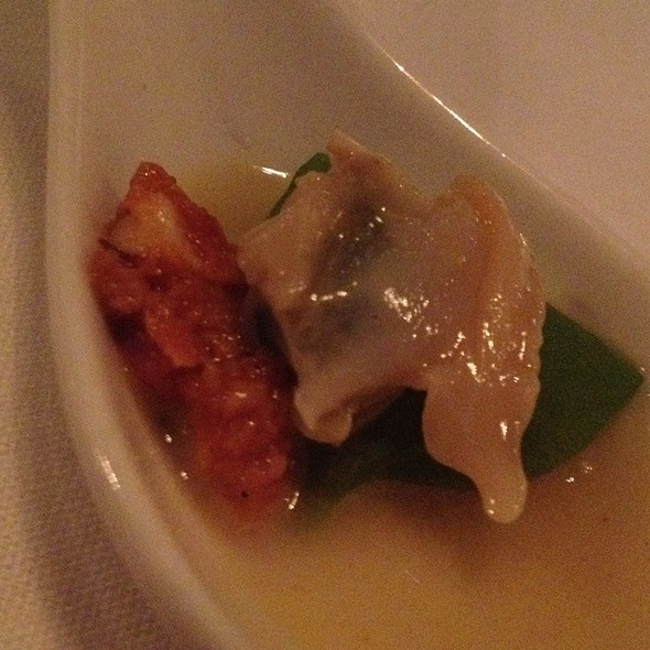 Amouse Bouche - AG at The Sterling, Niagara Falls, ON