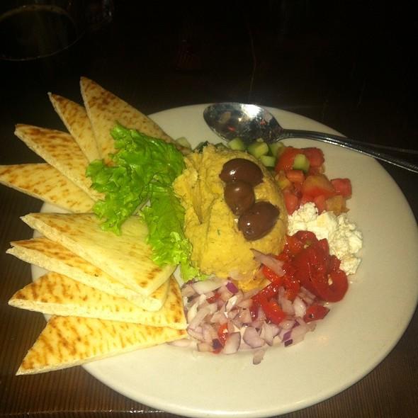Spicy Hummus Plate - Bremerton Bar & Grill, Bremerton, WA