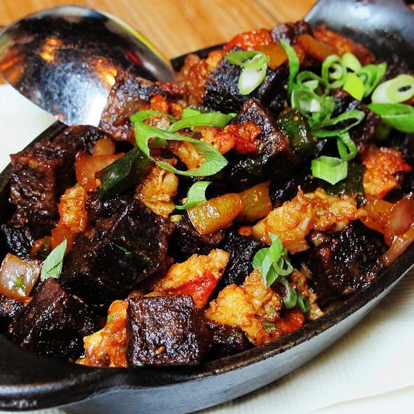 Lobster And Chorizo Hash - Beauty & Essex- New York, New York, NY