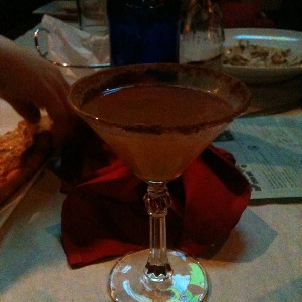 Apple Cider Martini - Bella Luna Jamaica Plain, Jamaica Plain, MA