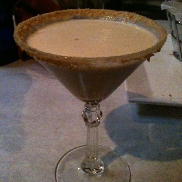 Pumpkin Pie Martini - Bella Luna Jamaica Plain, Jamaica Plain, MA