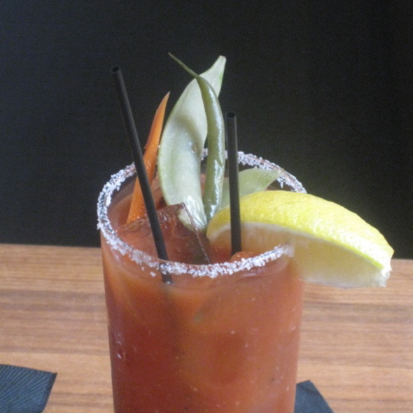 Bloody Mary - Davis Street Tavern, Portland, OR