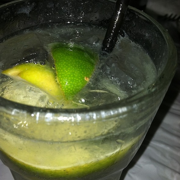 Brazilian Caipirinha - Cafe Citron, Washington, DC