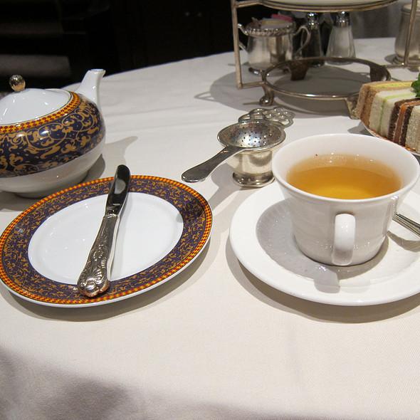 Tea - The Carlyle Restaurant, New York, NY