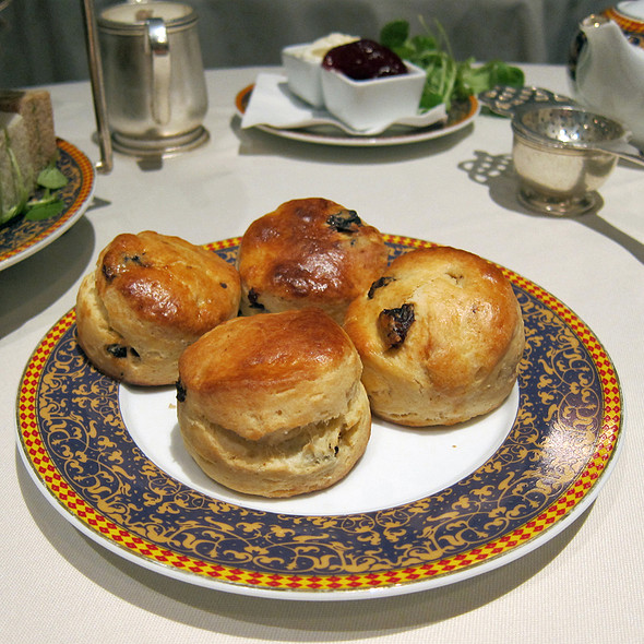 Scones - The Carlyle Restaurant, New York, NY