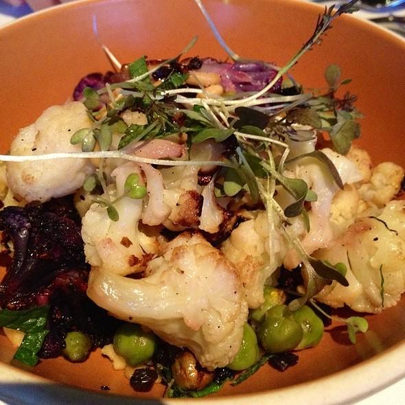 Cauliflower - Picco Restaurant, Larkspur, CA
