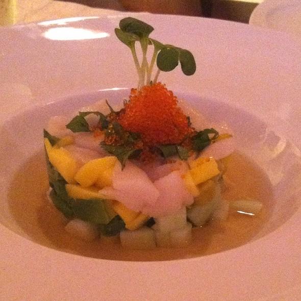 Super White Tuna Mango Tartar - Rollapalooza, Chicago, IL