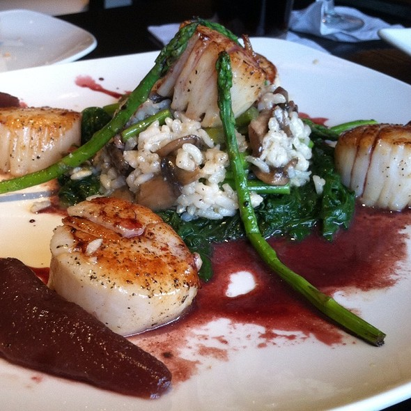 Pan-seared Scallops - GrilleStone - Scotch Plains, Scotch Plains, NJ