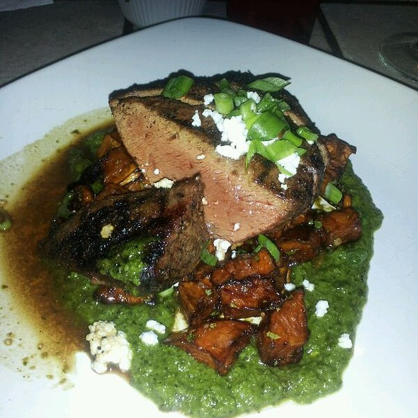 Grilled Flat Iron Steak - Sonterra Grill, Colorado Springs, CO