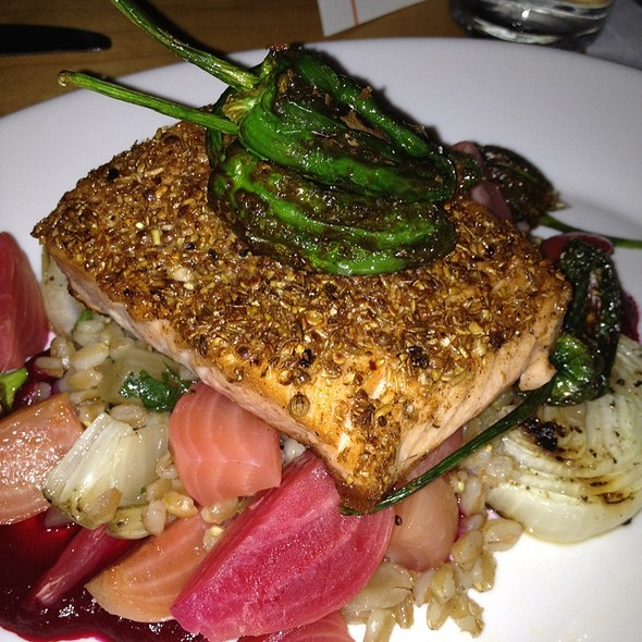 Wild Salmon - Noble Rot, Portland, OR