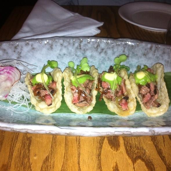 Nobu Los Angeles, West Hollywood. Restaurant Info, Reviews, Photos ...