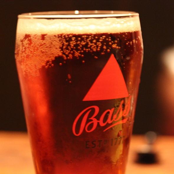 Bass Ale - Gulliver's Restaurant, Irvine, CA