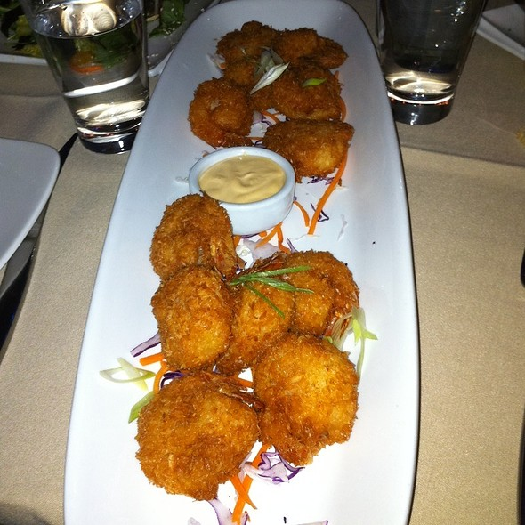 Coconut Prawns - Infusion Lounge, San Francisco, CA