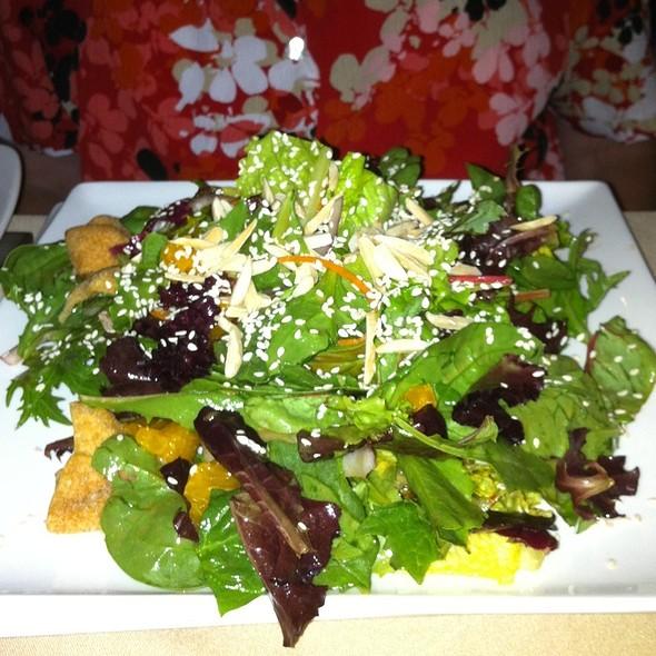 Pan-Asian Salad - Infusion Lounge, San Francisco, CA