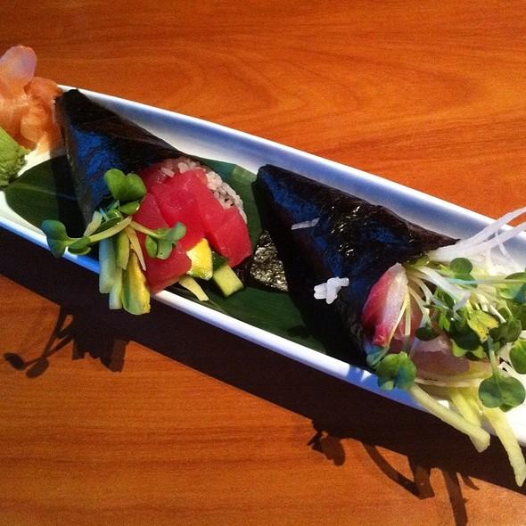 Sushi Zen Japanese Bistro Menu