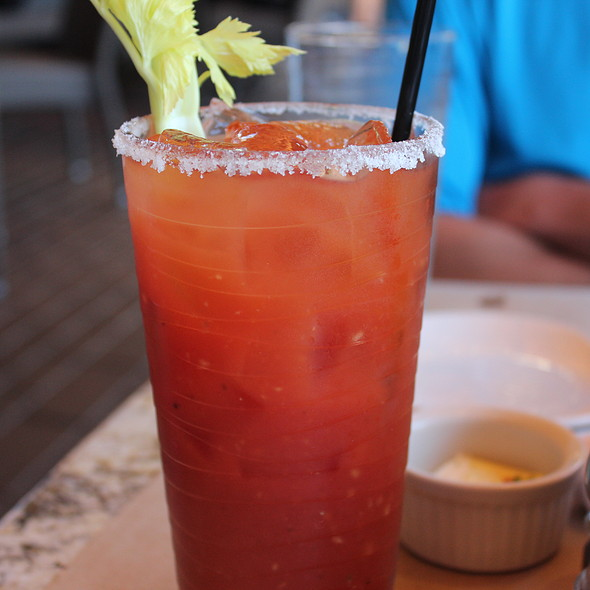 Bloody Mary - Great Maple - Fashion Island, Newport Beach, CA