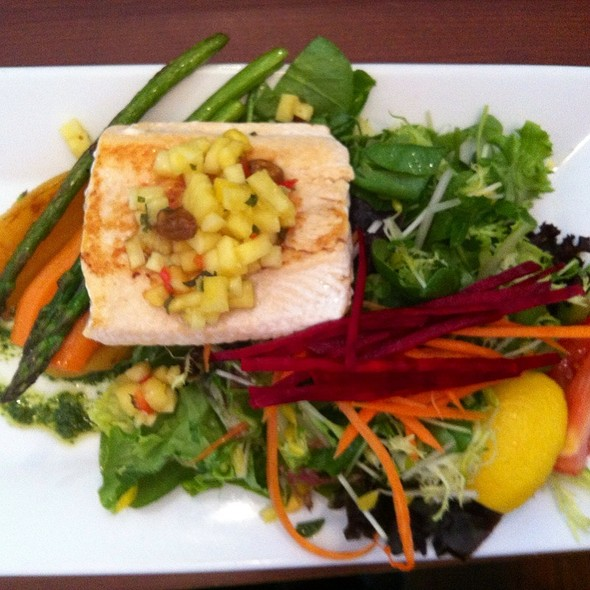 Arctic Char - Blue Crab Seafood House - Coast Victoria Hotel & Marina by APA, Victoria, BC