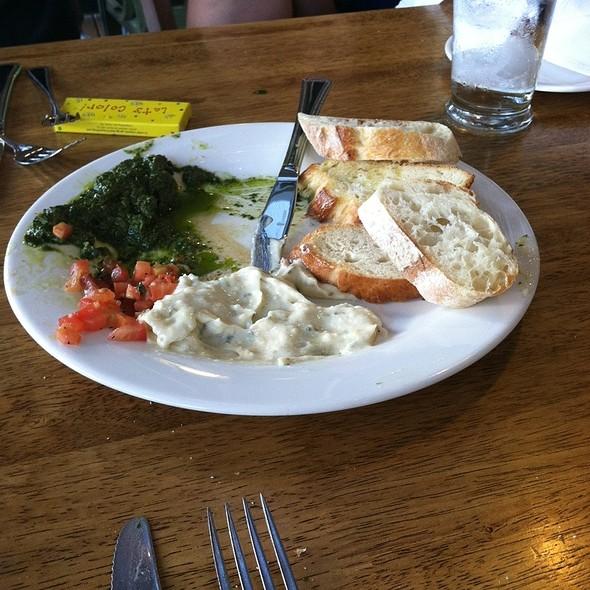 Bruschetta - Calico Restaurant, Wilson, WY