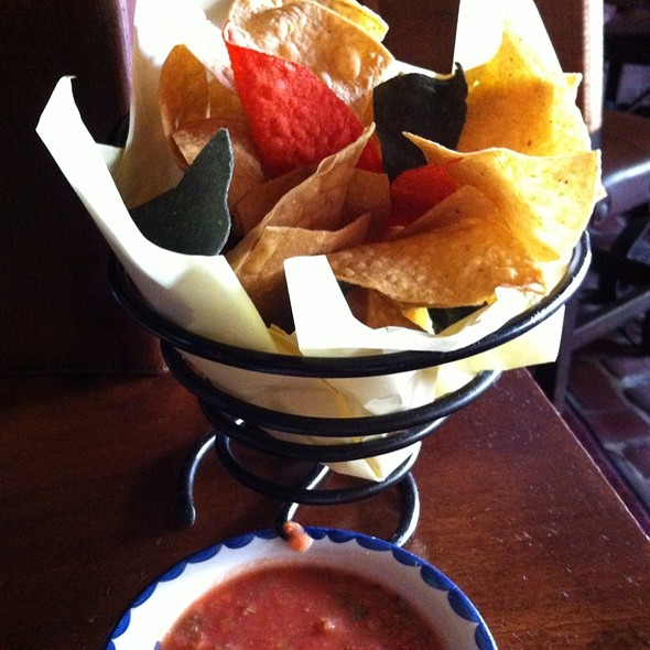 Chips and Salsa - Gabbi's Mexican Kitchen, Orange, CA