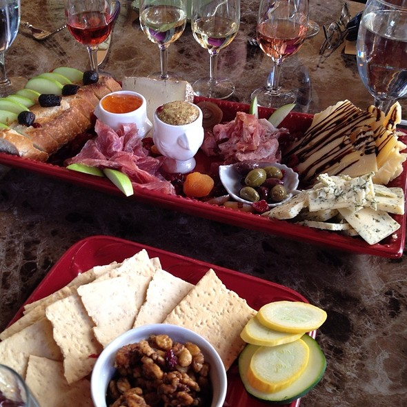 Trio Platter - The Wine & Cheese, Westminster, CO