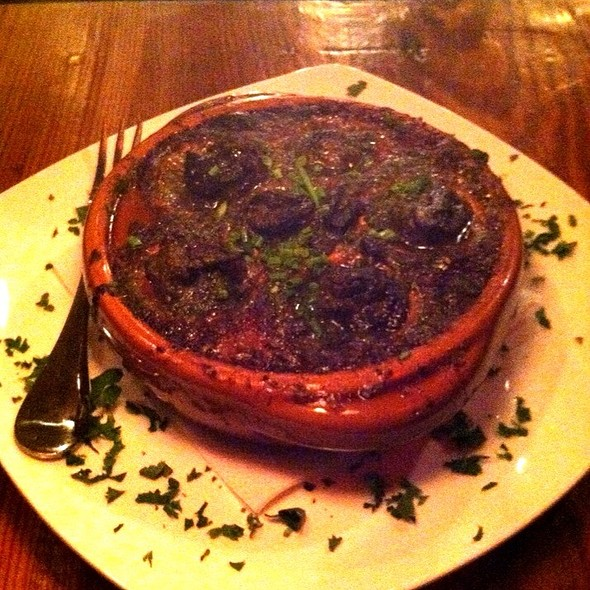 Escargot With Curried Butter & Garlic - Gentleman Farmer, New York, NY