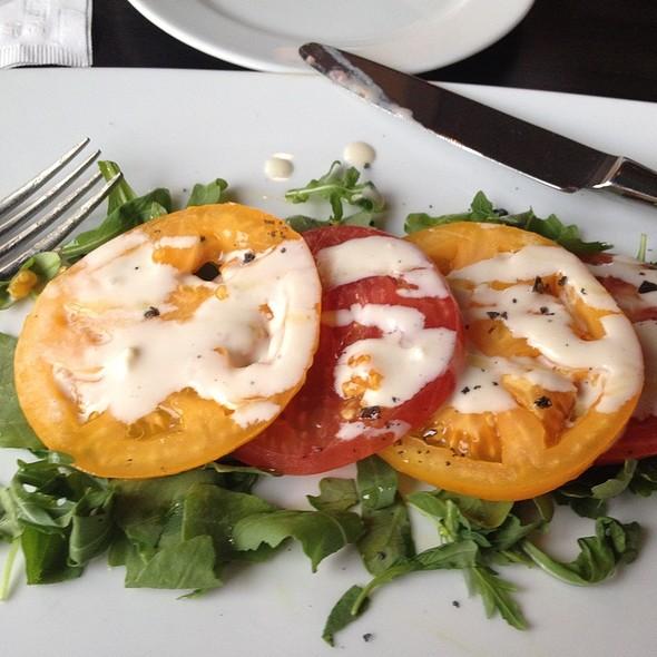 Heirloom Tomato Salad - Vivace, Raleigh, NC