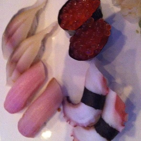Sushi Assortment - O Fine Japanese Cuisine - Irvine, Irvine, CA