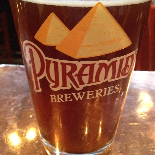 Alehouse Amber Ale - Pyramid Alehouse, Walnut Creek, CA