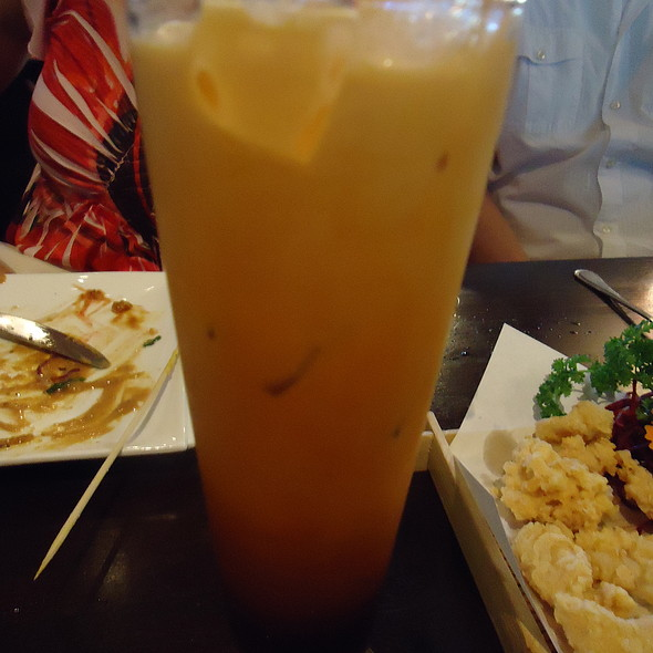 Thai Iced Tea - Star Anise, Livermore, CA