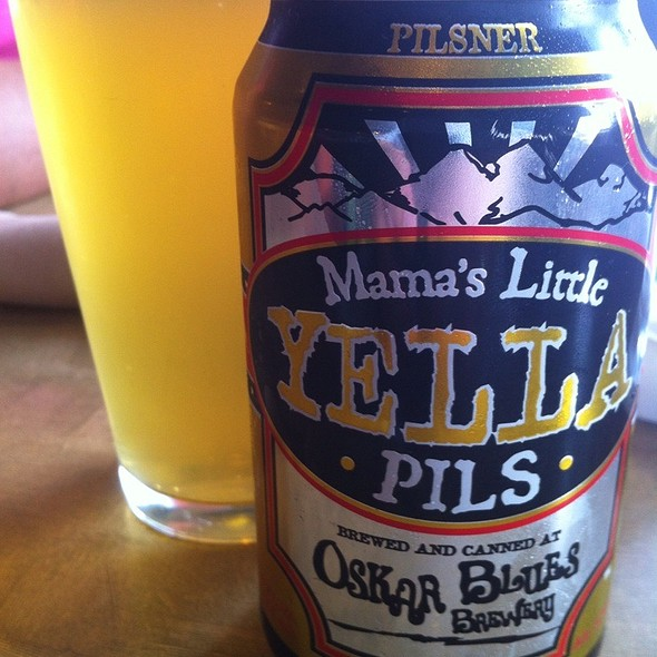 Mama's Little Yella Pils - World Cafe Live, Philadelphia, PA