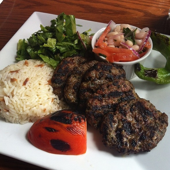 Kofta Kebab - A La Turka Restaurant, New York, NY