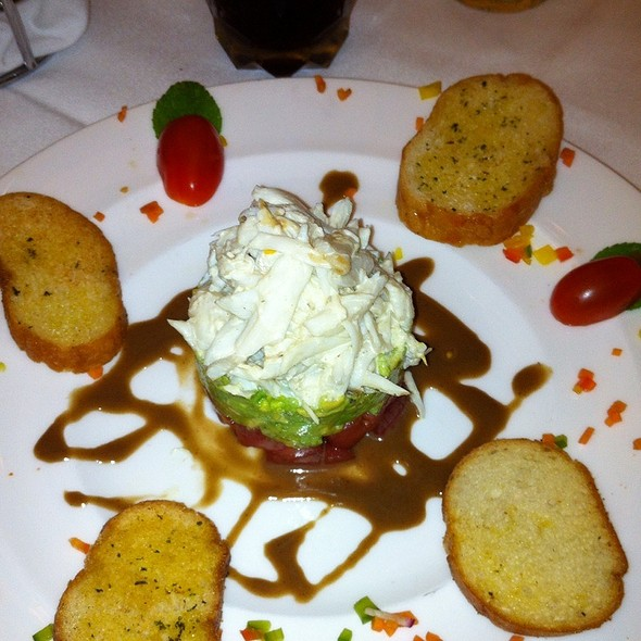 Gulf Coast Crab Tomato And Avacado Terrine  - 410 Bank Street, Cape May, NJ