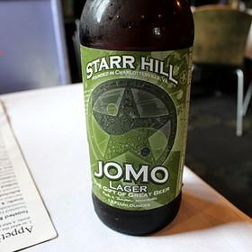 Starr Hill Jomo Lager - Croc's 19th Street Bistro, Virginia Beach, VA