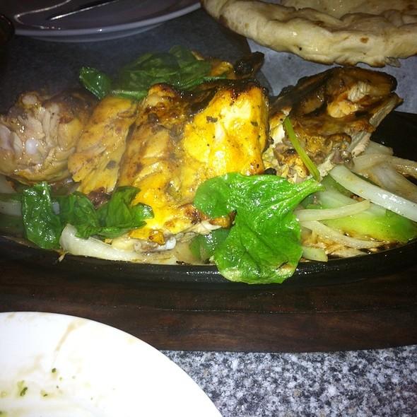 Chicken Tandoori - Himalayan Sherpa Kitchen, St. Helena, CA