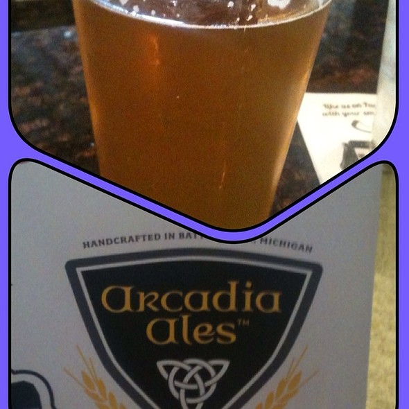 Arcadia Beer - Old Burdicks Bar and Grill, Kalamazoo, MI