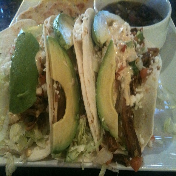 Beef Tacos - Old Burdicks Bar and Grill, Kalamazoo, MI