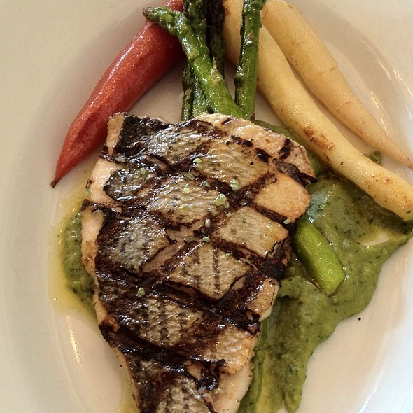 Grilled Branzino - Terroni  YONGE (at Price St.), Toronto, ON