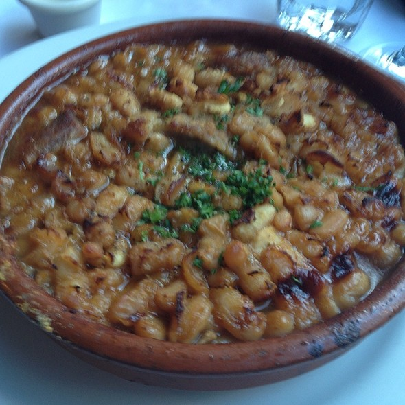 Cassoulet - Cafe de la Presse, San Francisco, CA