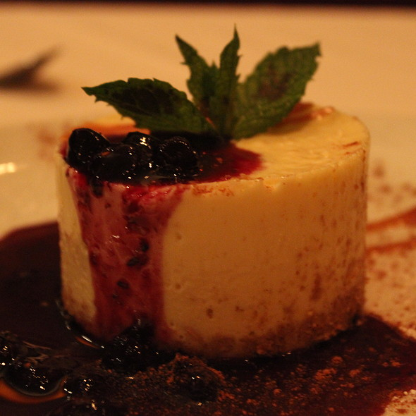 Cheesecake - Fleming's Steakhouse - Newport Beach, Newport Beach, CA