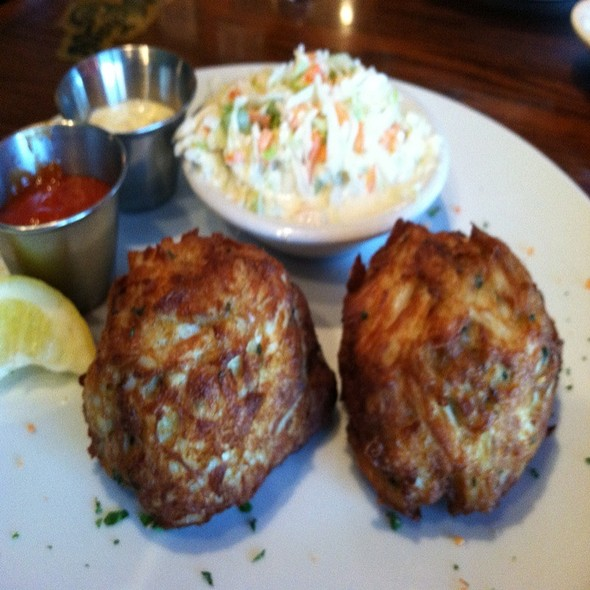 Crab Cakes - Michael's Cafe, Timonium, MD