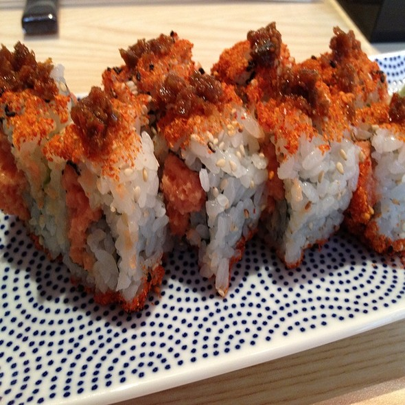 Fire Roll - Shinbashi, New York, NY