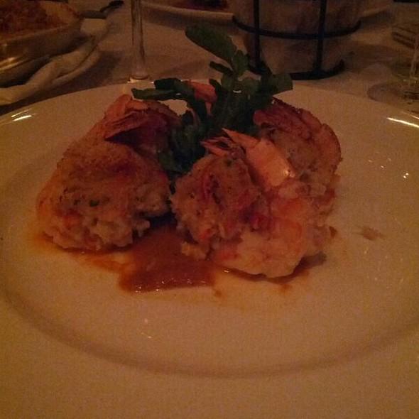 Lobster And Crab Stuffed Shrimp - The Capital Grille - Burlington, Burlington, MA