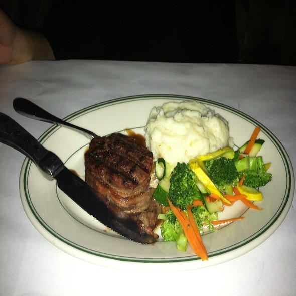 Fillet Mignon 6Oz - MacKenzie's Chop House, Colorado Springs, CO