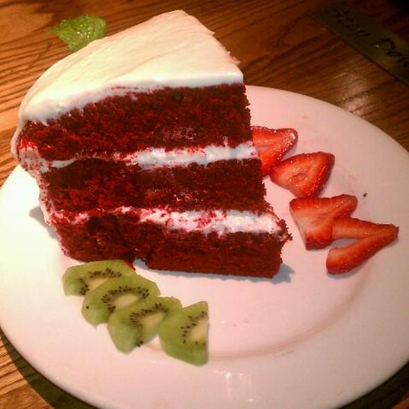 Red Velvet Cake - Kona Grill - Omaha, Omaha, NE
