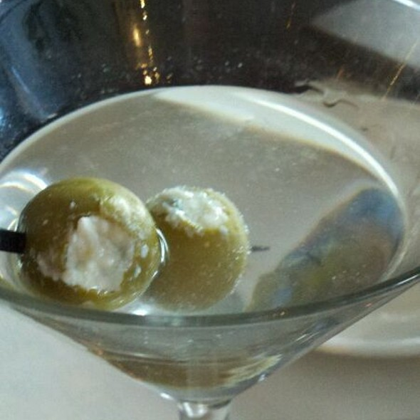 Shanahan's Martini - Shanahan's Steakhouse, Denver, CO